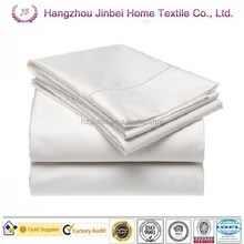 100% cotton white pillow case