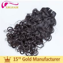 2017 new fashion XBL top sales raw hair weave styles for black women