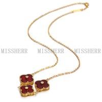 Western style Rhinestone Flower necklace jewelry SSN018GC