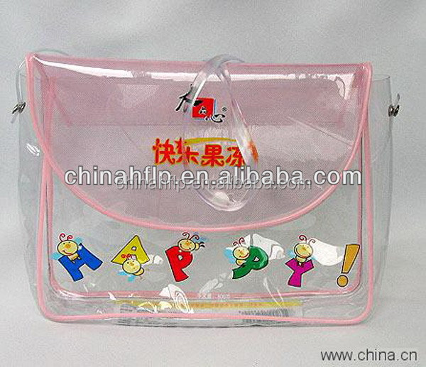 2016 Easy to open heap PVC bags