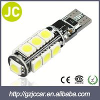 Car accessories market in China 12 months warranty t10 canbus led bulb for bmw e81