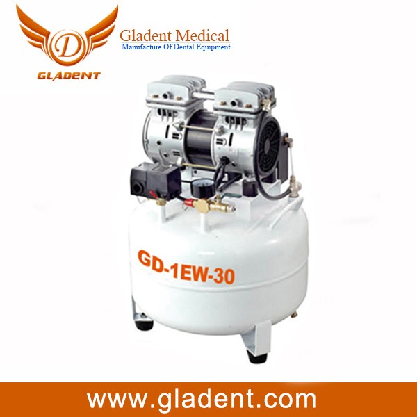 Gladent Hot selling hengda high pressure piston air compressor with dryer