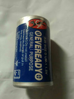 D Size R20 UM-1 -EVEREADY+ dry battery for African market