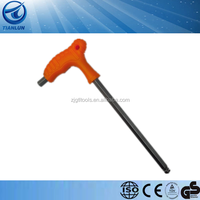 TLW-68 T-handle hex wrench repair bike with ball head