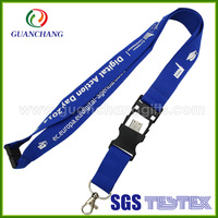High quality screen printing usb flash drive lanyard free sample free delivery