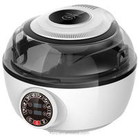 new design turbo multi function air fryer without oil halogen air fryer
