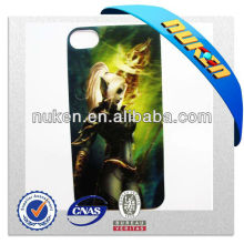New arrival! For iphone skin 4 or 5 fashion design, 3d mobile phone sticker