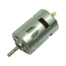 RS-545 Mini Generator Motor DC 24V for Vacuum Cleaner