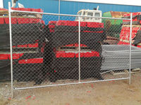 Strong Quality PVC Coated/Galvanized Chain Link Fence with ISO9001;14001;TUV;CE Certification (Factory Low Price)