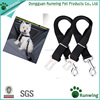 Adjustable Pet Dog Cat Car Seat Belt Safety Leads Vehicle Seatbelt Harness, Made from Nylon Fabric
