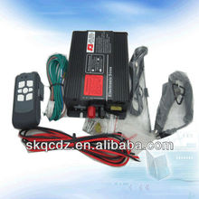 Auto car police electronic siren with air horn/polie siren horn/Manufacturer/ESAS-928