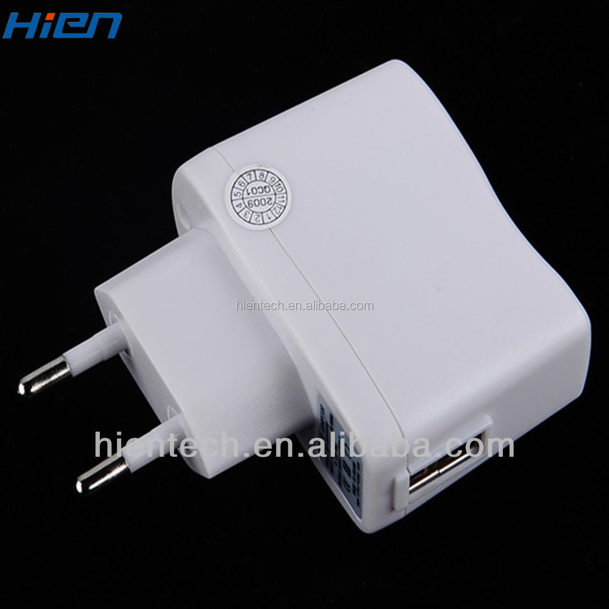 China 110v dc battery charger cell phone charger for handwriting screen usb output 5V1A quick charge UK US AU EU plug