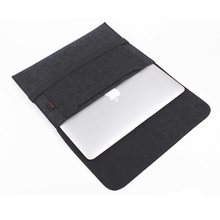 2016 new products wholesale 3 mm felt tablet bag for IPAD