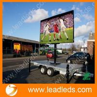 Hot Sale xxxxx China Video LED Dot Matrix Outdoor Display For Stage Truck Display Show