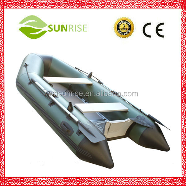 Challenger Inflatable Boats With Aluminum Floor