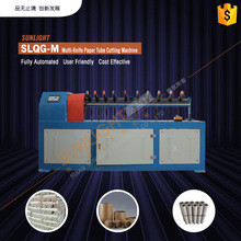 Paper Core/ Polyester Film/ Stretch Film Rewinding And Slitting Machine