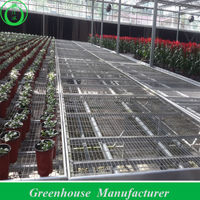 High Quality Multi Span Green House