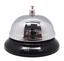 silver call bell for hotel/restaurant/school, A12-D06