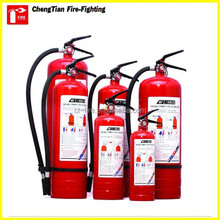 Fire fighting extintor automatic dry powder fire extinguisher