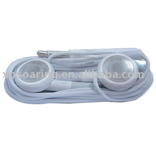 high quality original headphone earphone for ipod/iphone