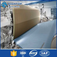 vinyl coated polyester micro mesh fabric transparent