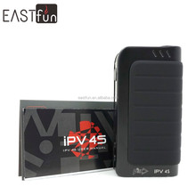 Hot sell Pioneer4You IPV4S 120W box mod tempreture control ipv4 100watt box mod with SX330 V4S chip/ in stock