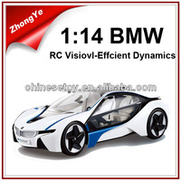 GS313 Scale 1/14 Electrical Car With Brightness LED Toy Car RC Car