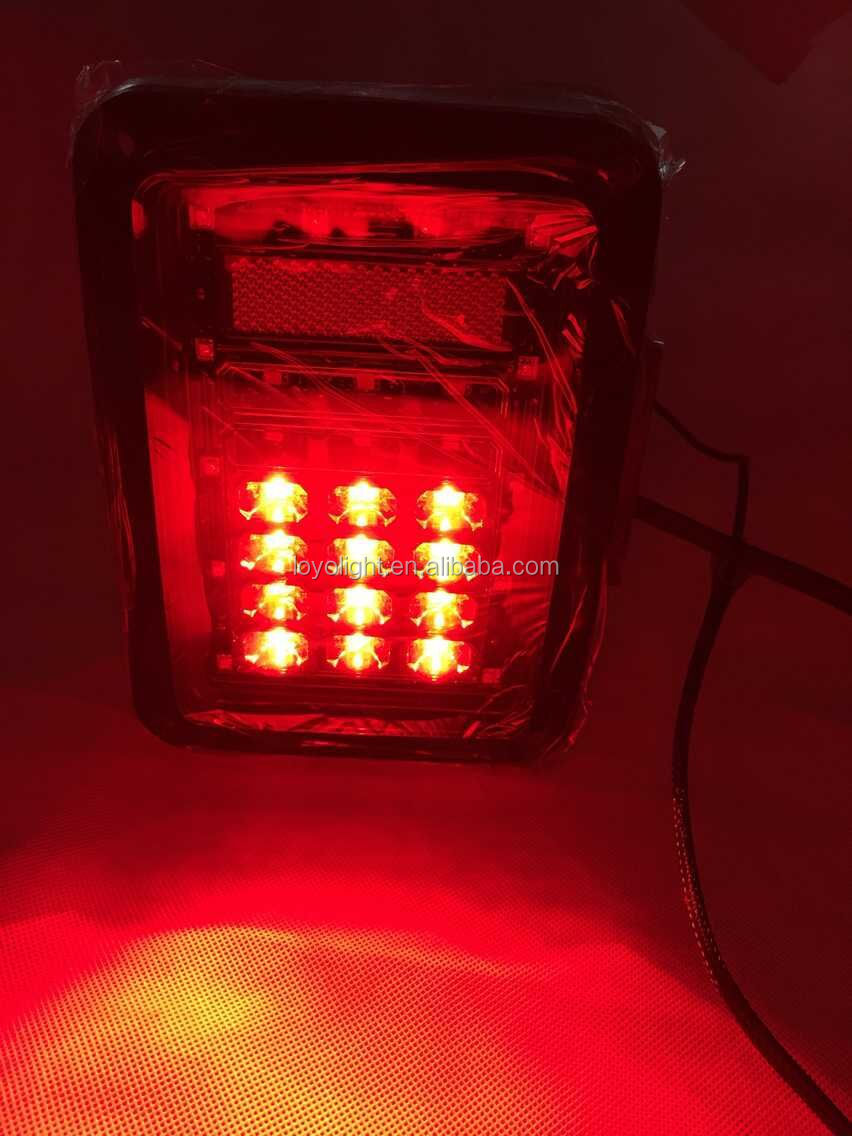 Newest usa and european version led brake light led for Led verlichting interieur