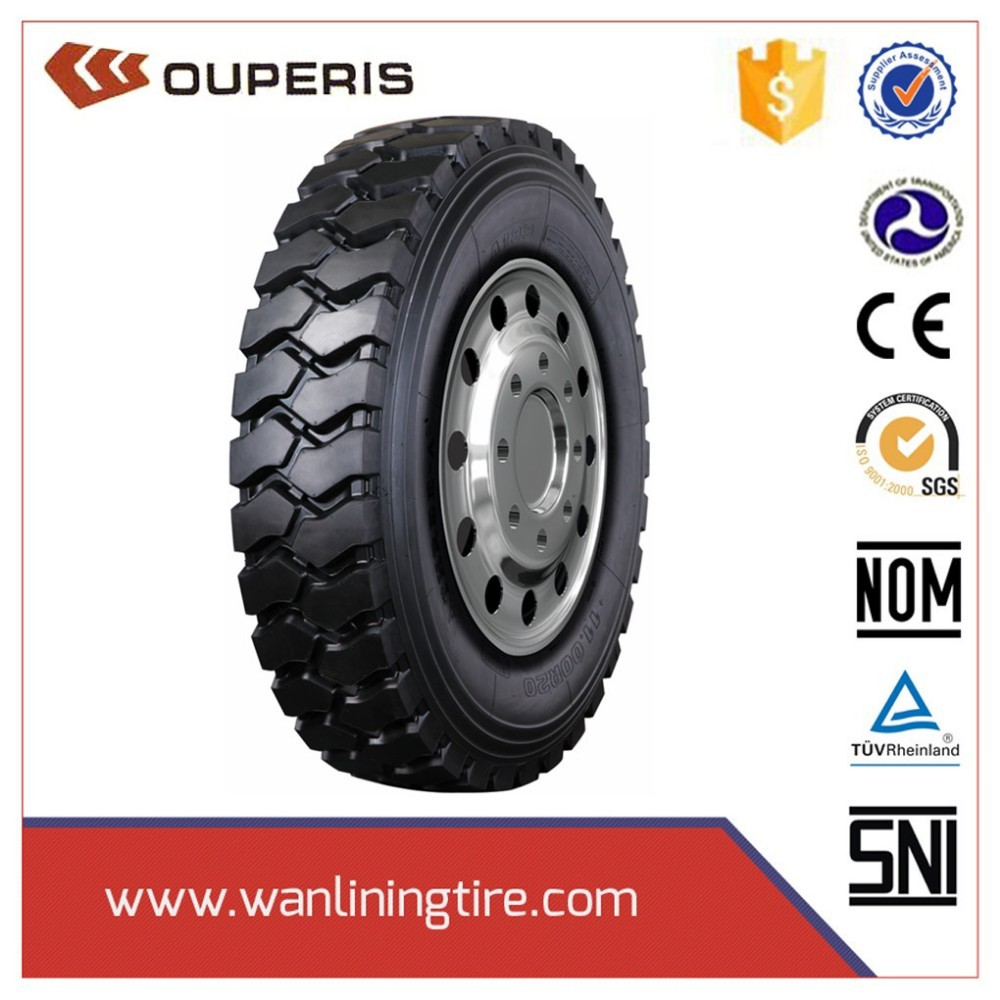 "Radial Tire Design and 16"" - 20"" Diameter cheap dump truck tire,11R22.5-16PR truck tires"