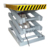 Freight hydraulic scissor car lift elevator drawing