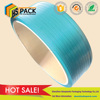 polyester strap heavy duty automatic strapping applications plastic packing strap for Bricks band packing