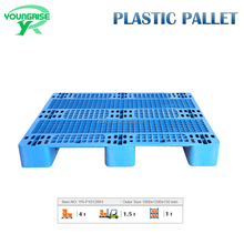 Distribution Used 40x48 Plastic Mixed Euro Pallets for Sale