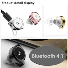 in-ear stereo sound bluetooth headset for huawei oppo apple