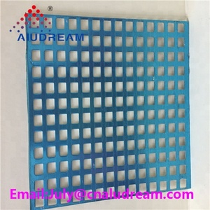A5052 H32 10 mm 20mm thickness perforated Aluminum sheet