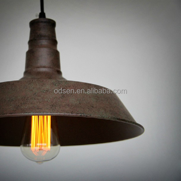 cheap led vintage rustic outdoor pendant light industry