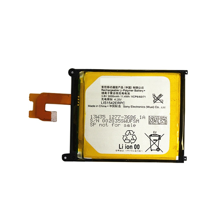 OEM Original Quality 3200mAh Phone Battery For Sony Xperia Z2