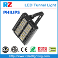 Modular Lightweight IP65 100W LED Tunnel Light