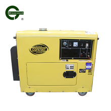 CGF6700T3 5kw portable small silent diesel generater set