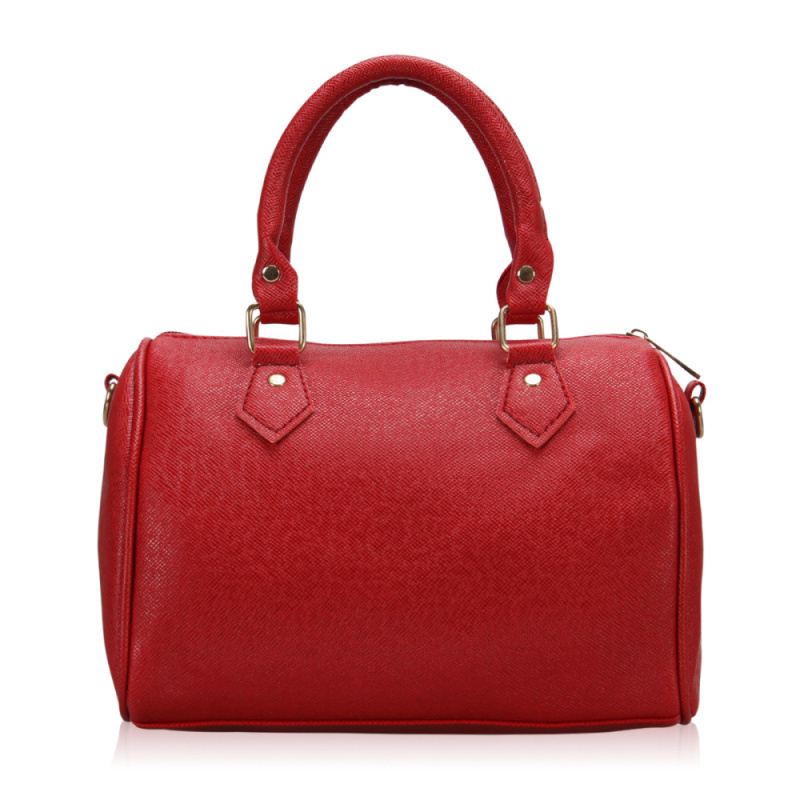 2015 Designer Boston Bag Solid Women Handbags Fashion Desigual Bolsa Feminina Women Messenger Bags Ladies Leather Tote Handbags