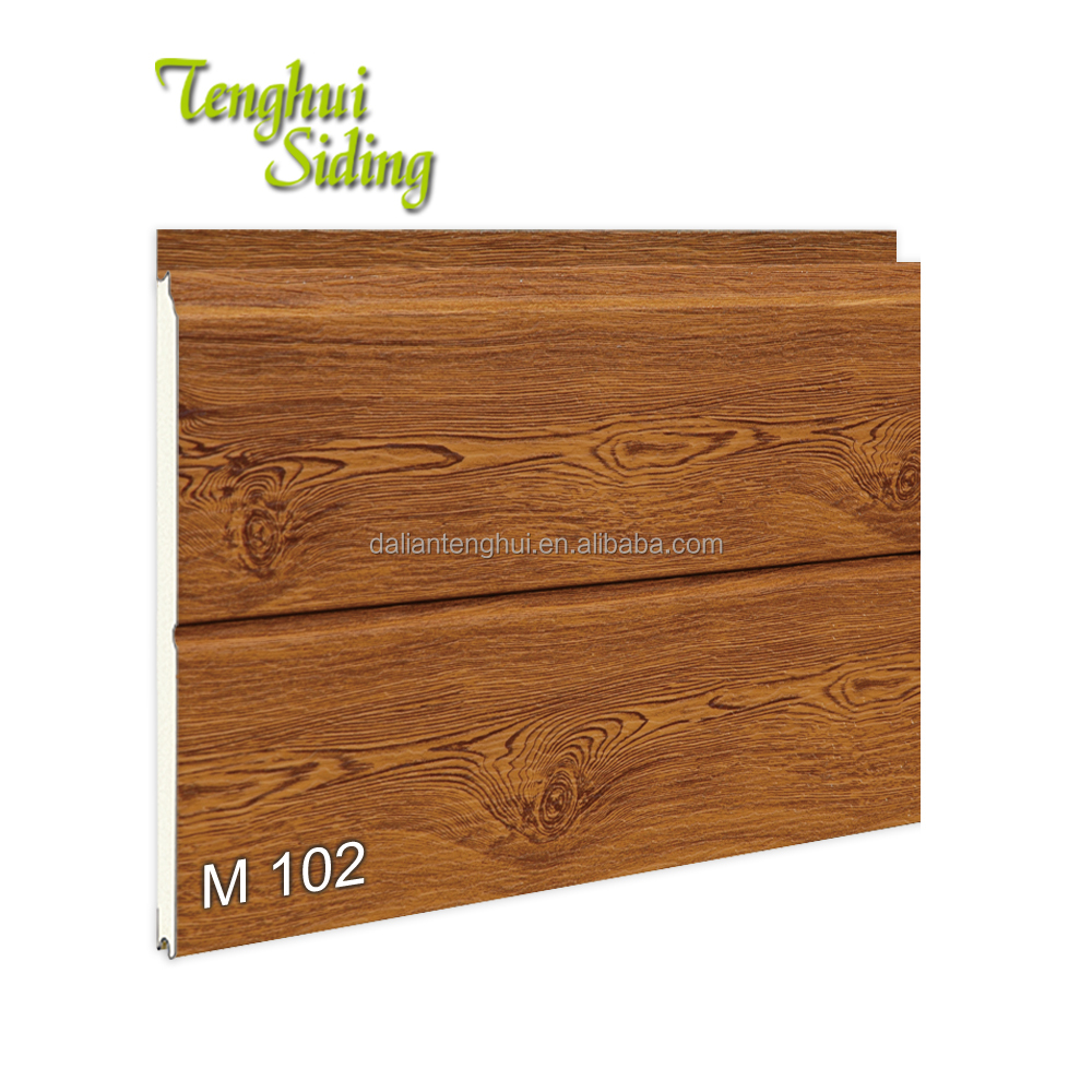 facade panel decorative wall panel <strong>oak</strong> for exterior wall
