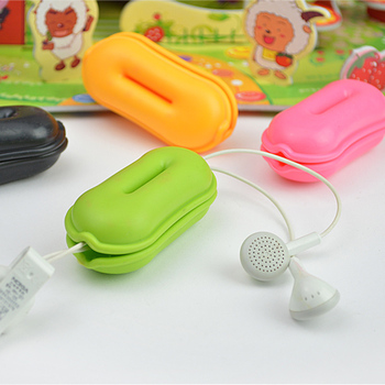 Cute Cable Clips Phone Accessories CC917 Boomray Earphone Wire Holding Cable winder