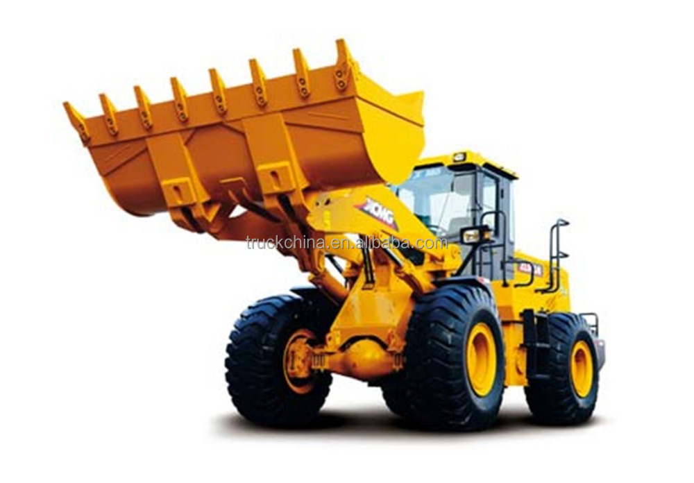 Heavy construction equipment 5 ton XCMG wheel loader ZL50GN for sale