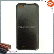 vertical leather case for Fly IQ451,IQ452,IQ453,IQ454,IQ4402,IQ4405,IQ4410
