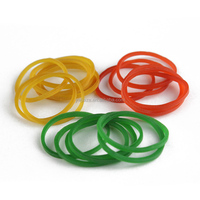 100% natural rubber band for money