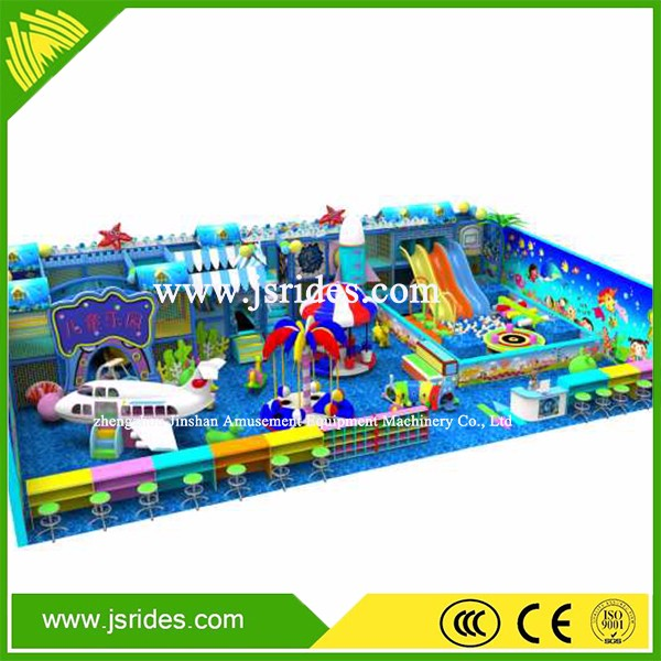 Kids Plastic House Toy, Indoor Playground Game Sets For Sale