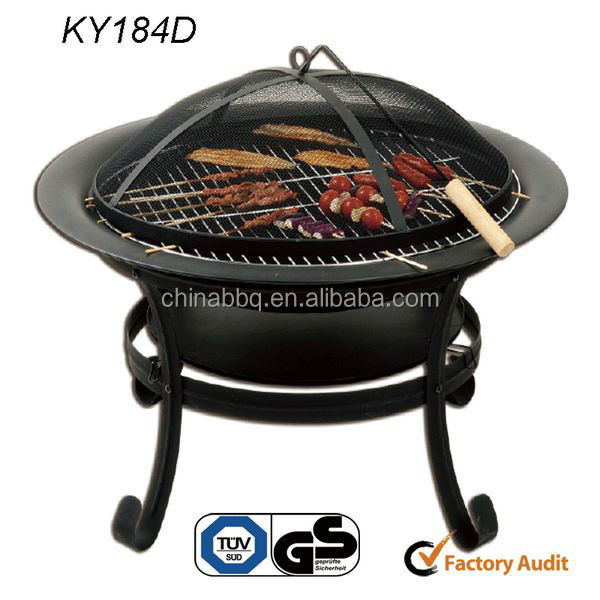Smokeless indoor fire pit /charcoal grill bbq smoker