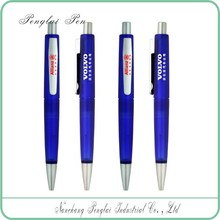 2015 Professional Hot Selling Promotional gift plastic pens for promotion