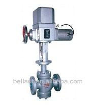 High pressure electric steam flow control valve suppliers, pressure control valve handwheel
