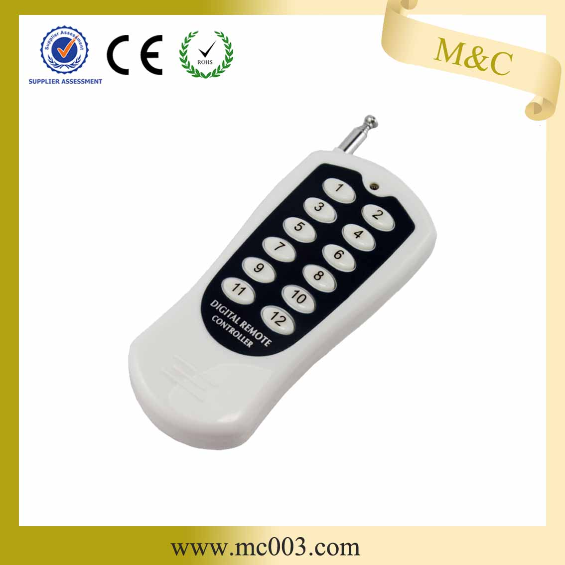 remote transmitter for car door lock system