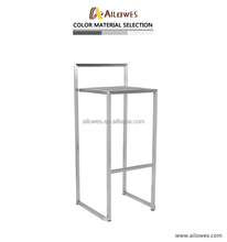 Stainless steel bar stool metal bar stool legs